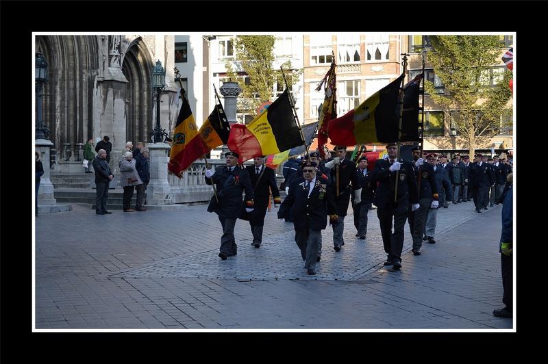 Ceremonie du 11/11/2016 Oostende Dsc_0129