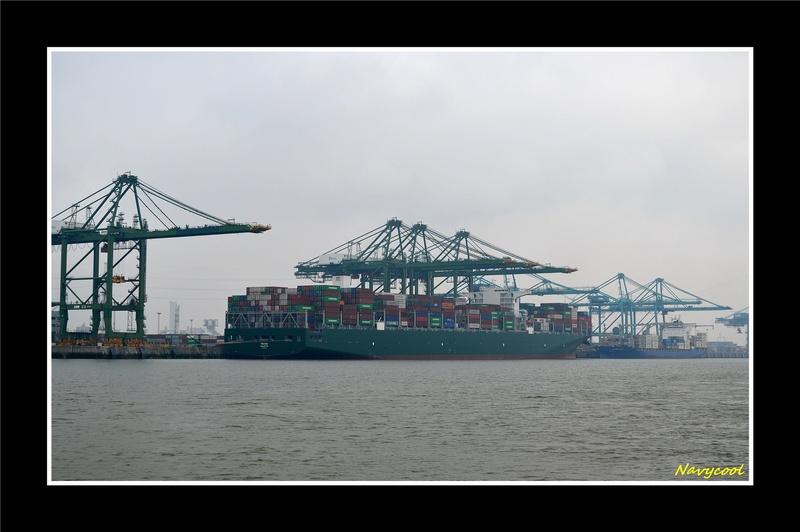Navigatie/Navigation Zeebrugge>Leopoldsburg V902 Libération  Dsc_0210