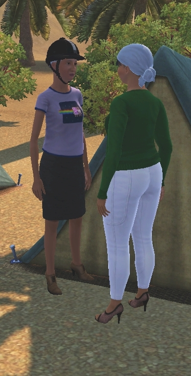 Sims Who Dressed in the Dark - Post Your Pics Here [2013-2015] - Page 6 Scree141