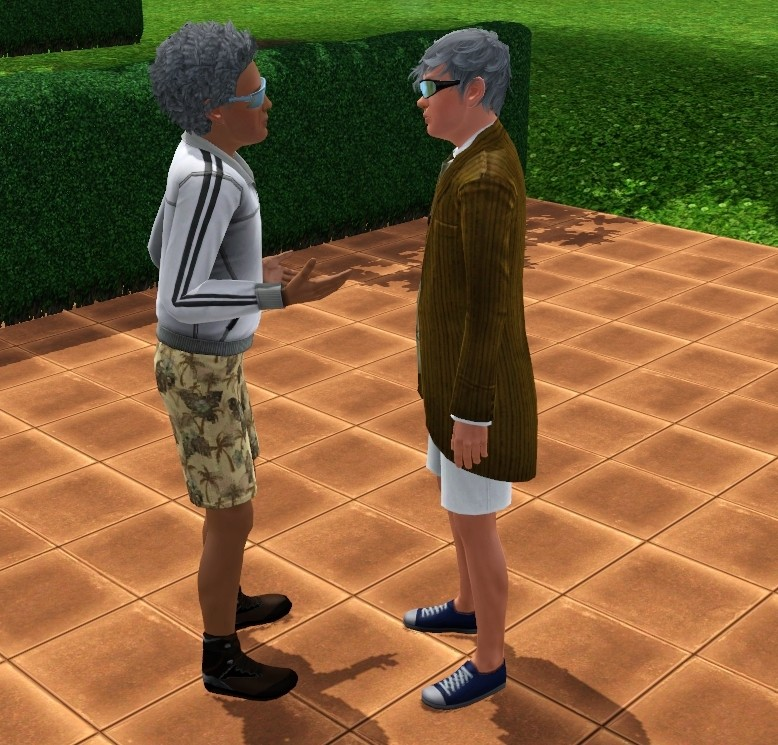 Sims Who Dressed in the Dark - Post Your Pics Here [2013-2015] - Page 5 Screen36
