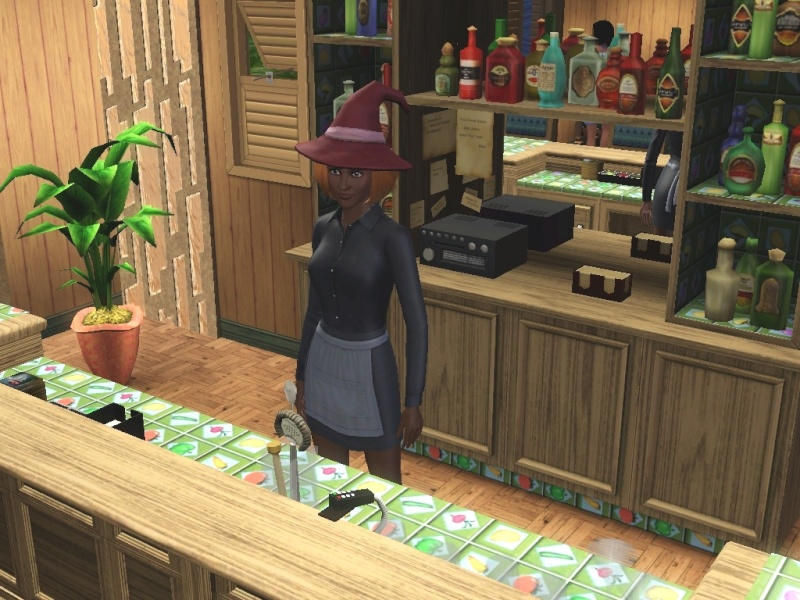 Sims Who Dressed in the Dark - Post Your Pics Here [2013-2015] - Page 6 Screen97