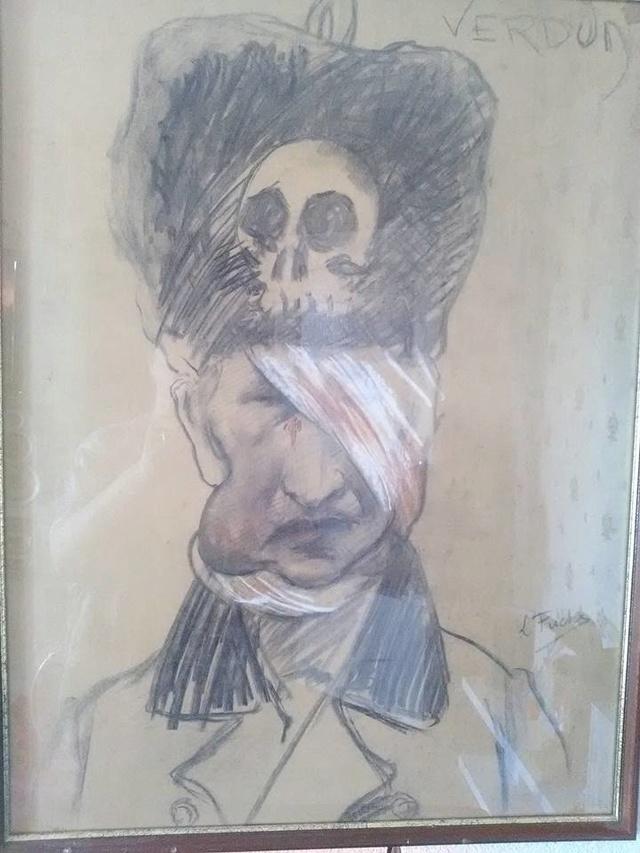 tableau de guillaume de prusse dit le kronprinz  14199610