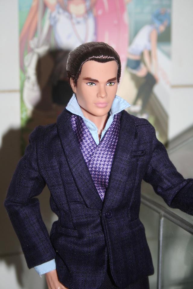 [Le plastique, c'est fantastique] Fashion Royalty Homme B&W 10_fev14