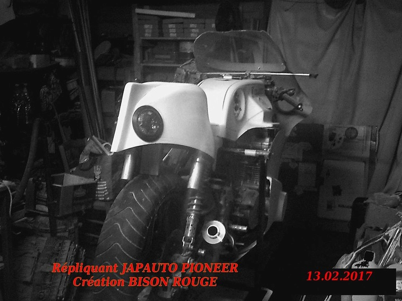 CLONAGE JAPAUTO PIONNER CML 2017 16681610