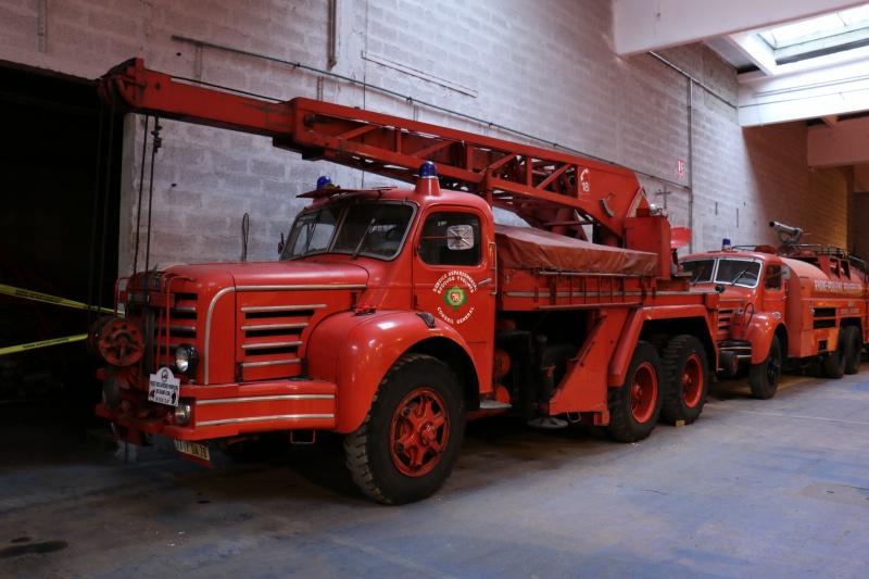 Des camions à gogo....Musée des sapeurs pompiers de Lyon 71230910