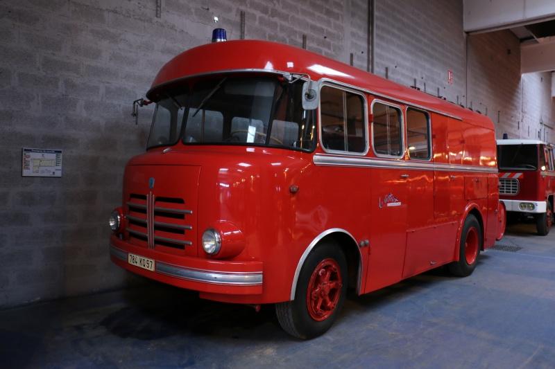 Des camions à gogo....Musée des sapeurs pompiers de Lyon 85160010