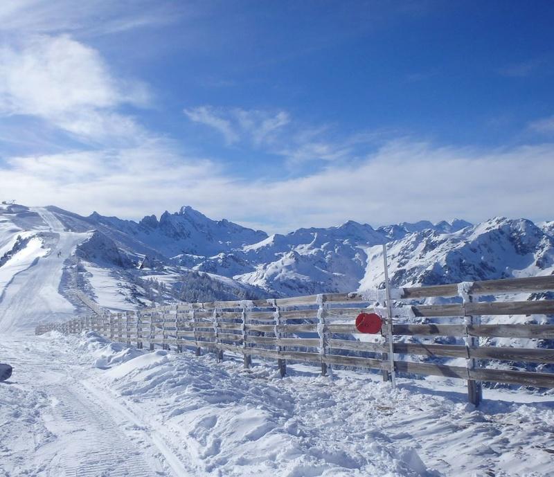 Snow ou snowkite Pyrénée EST Bonnas10
