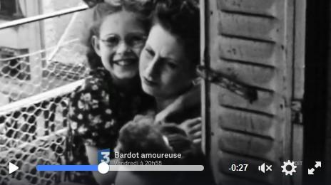 Bardot amoureuse - France 3 - 27/01/17 20h50 410