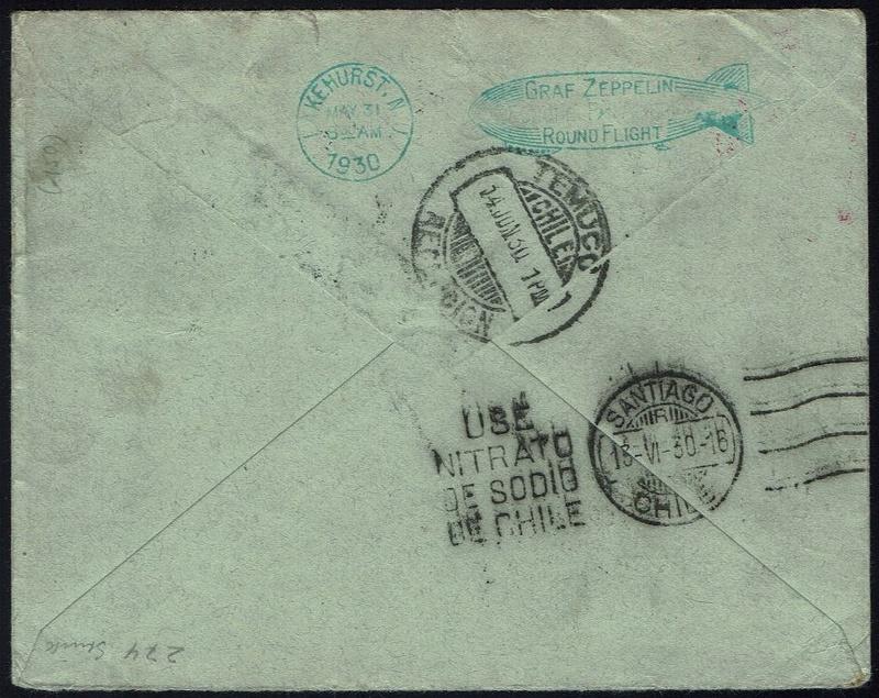 nach - Zeppelin - ungewöhnliche und seltene Destinationen 57_n_s11
