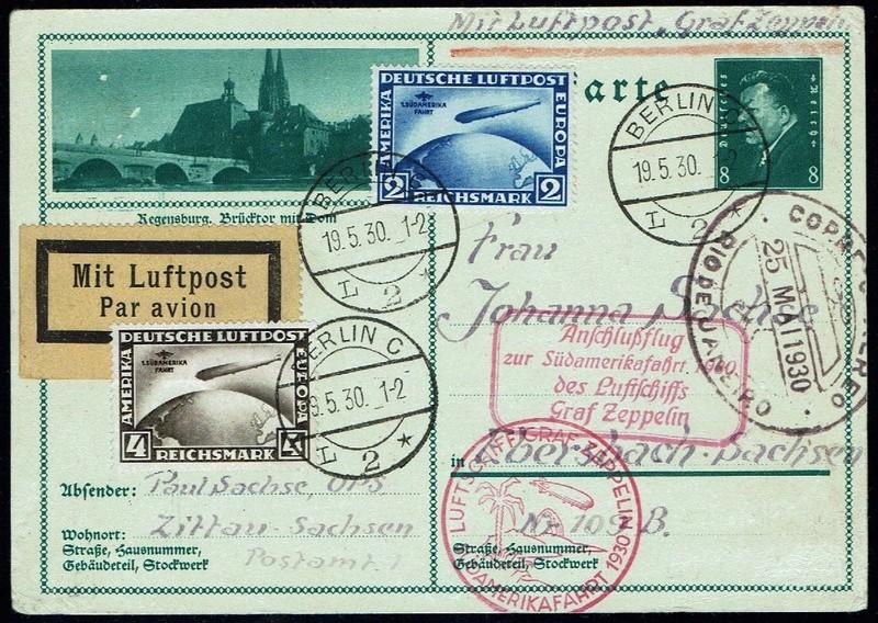 nach - Südamerikafahrt 1930, Post nach Rio de Janeiro - Seite 3 57_w_k10