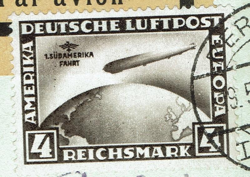 nach - Südamerikafahrt 1930, Post nach Rio de Janeiro - Seite 3 57_w_k11
