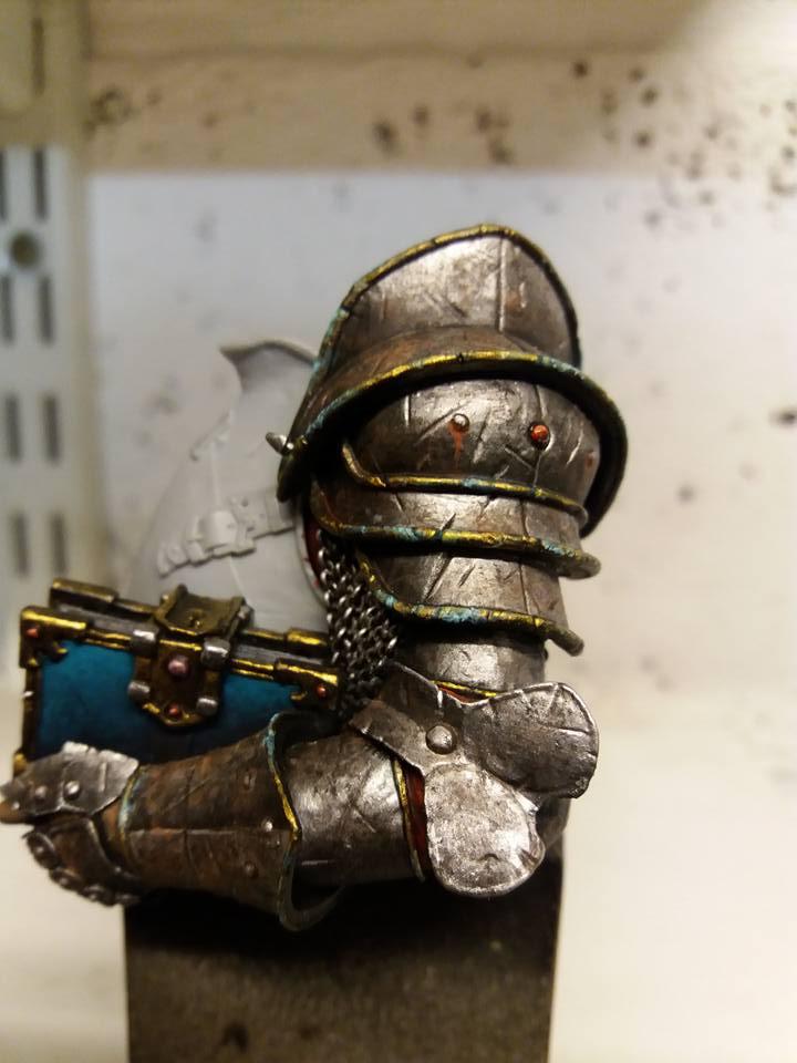 Maître nécromancien Arnger 15621910