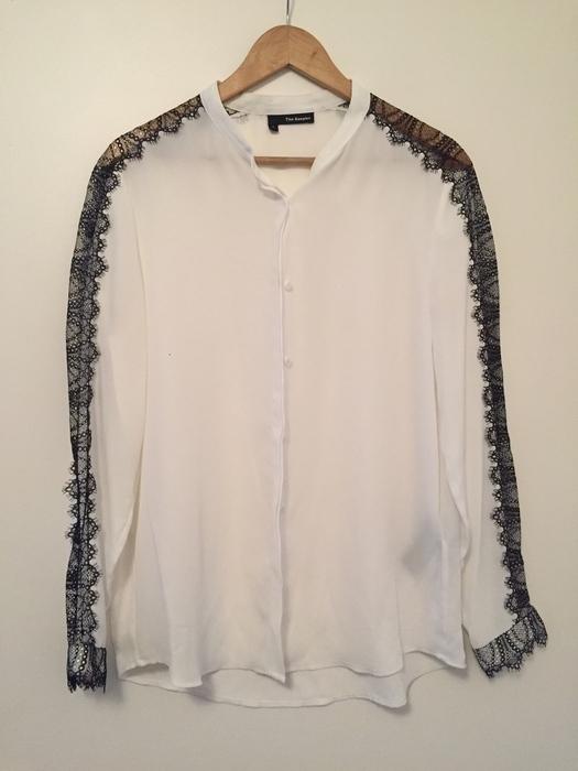 Vide dressing dentelle : Pull Claudie Pierlot, chemise TK 11448110