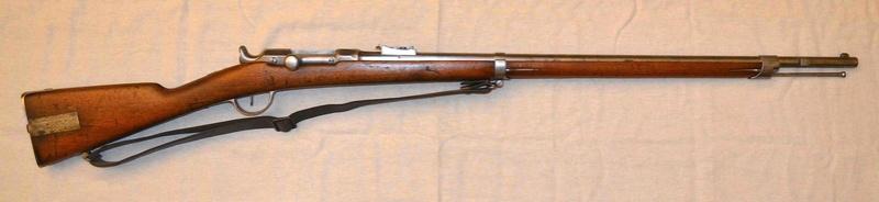 Mon fusil d'Infanterie Modèle 1867 Portra14