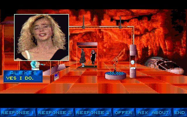 Tex Murphy 2: Martian Memorandum sur PC Texm10