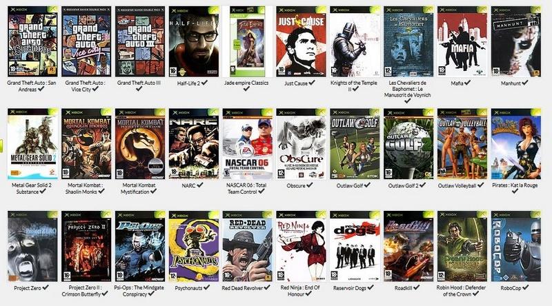 dans le placard de mickmack Xbox210