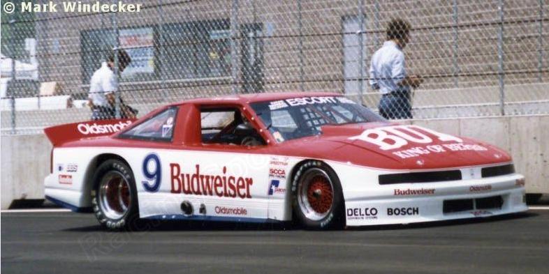 """oldsmobile scca transam """"budweiser"""" 910"""