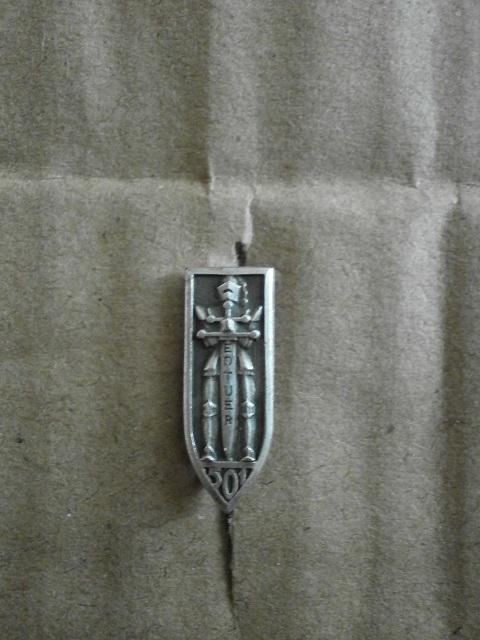 Insigne du 501 RCC Année 1950-1960 Insign34