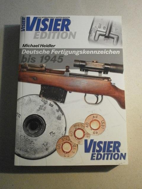 Livre deutsche fertigunskennzeichen de Michael Heider Livre_23