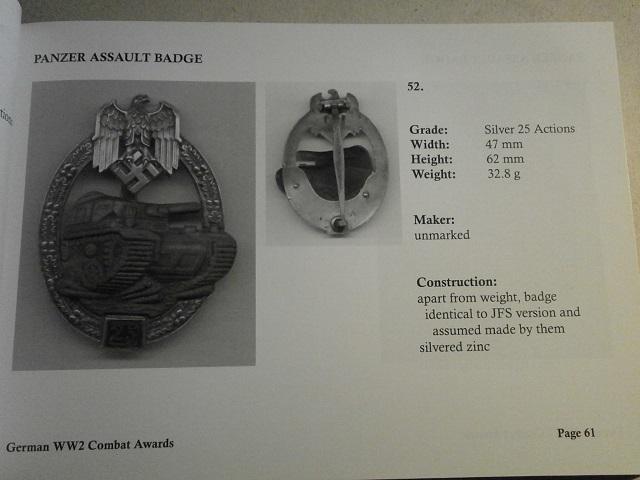 Livre German Combat Awards 1935-1945 Livre_28
