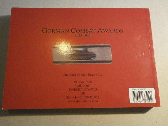 Livre German Combat Awards 1935-1945 Livre_30