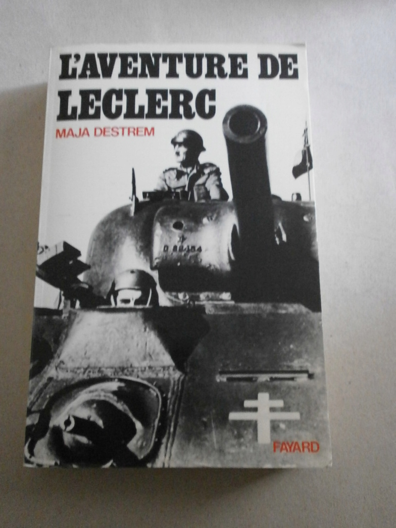 Maja DESTREM - L'aventure de Leclerc Livre_82