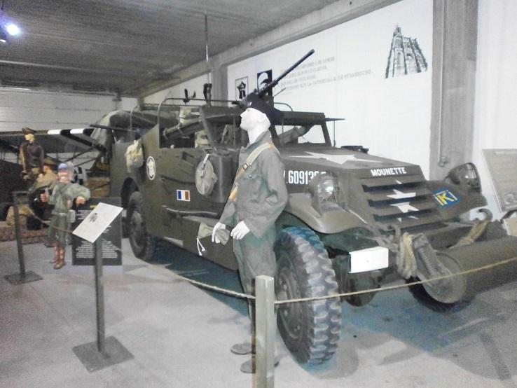 Scout car Mounette Norman12