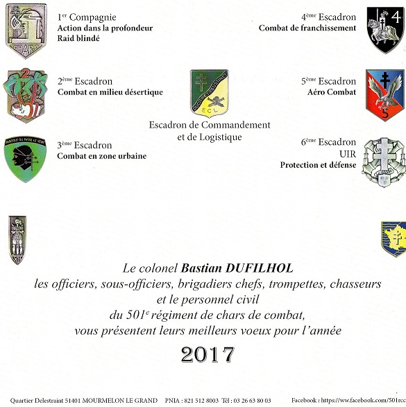 Theme de collection le  501 Regiment de char de combat  - Page 2 Voeux_10