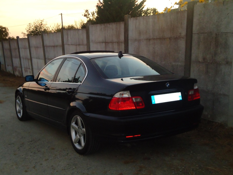 Nouvelle auto dans la collection de BM44 Bmw_e410