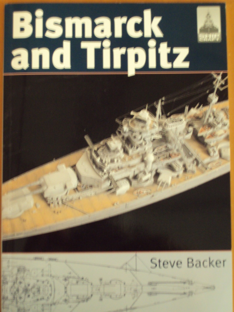 Academy Tirpitz Limited Edition in 1:350 Bau_de15