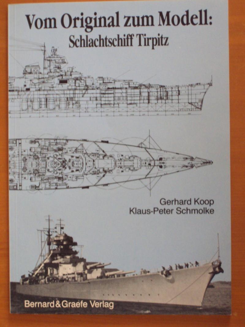Academy Tirpitz Limited Edition in 1:350 Bau_de17