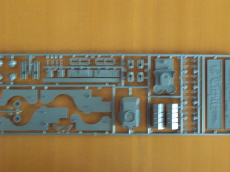 Academy Tirpitz Limited Edition in 1:350 Bau_de18