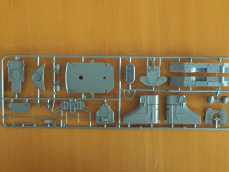 Academy Tirpitz Limited Edition in 1:350 Bau_de19