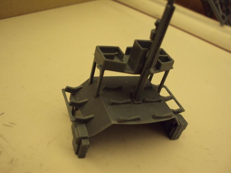 Academy Tirpitz Limited Edition in 1:350 Bau_de33