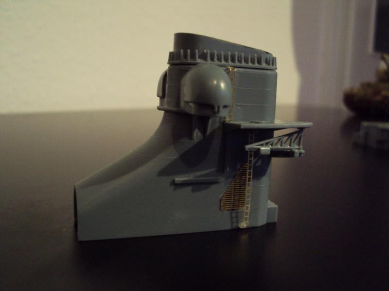 Academy Tirpitz Limited Edition in 1:350 Bau_de37