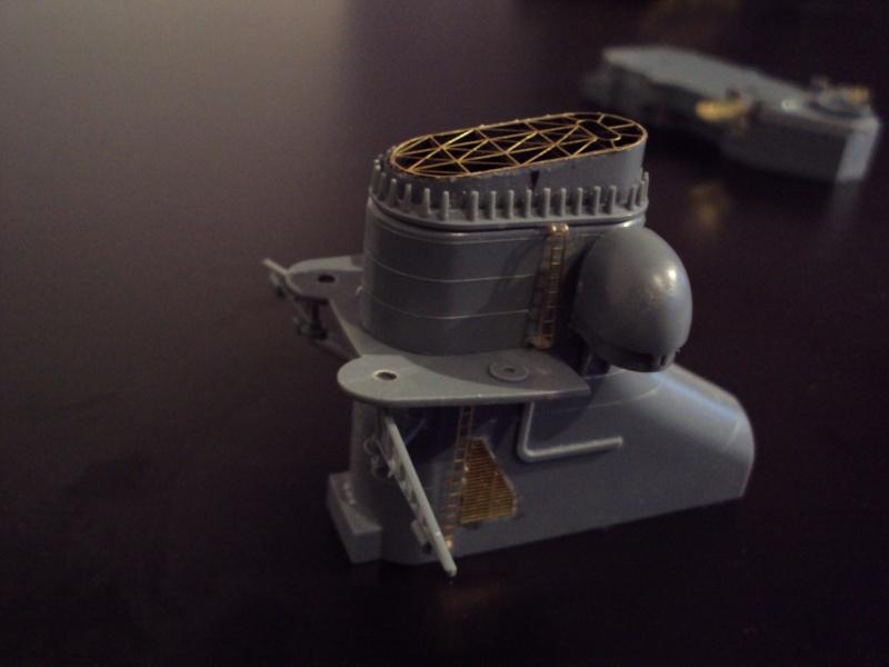 Academy Tirpitz Limited Edition in 1:350 Bau_de38