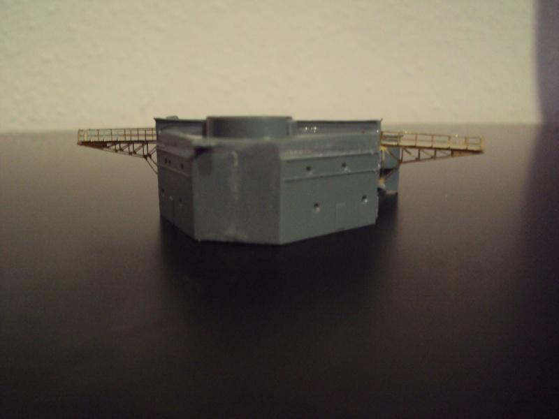 Academy Tirpitz Limited Edition in 1:350 Bau_de42