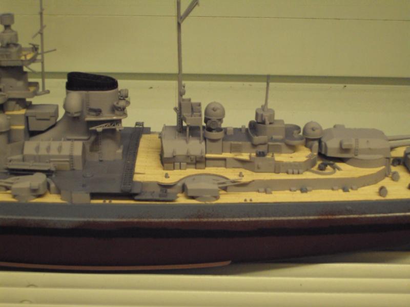 Academy Tirpitz Limited Edition in 1:350 Bau_de45