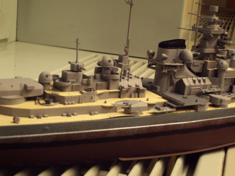 Academy Tirpitz Limited Edition in 1:350 Bau_de49