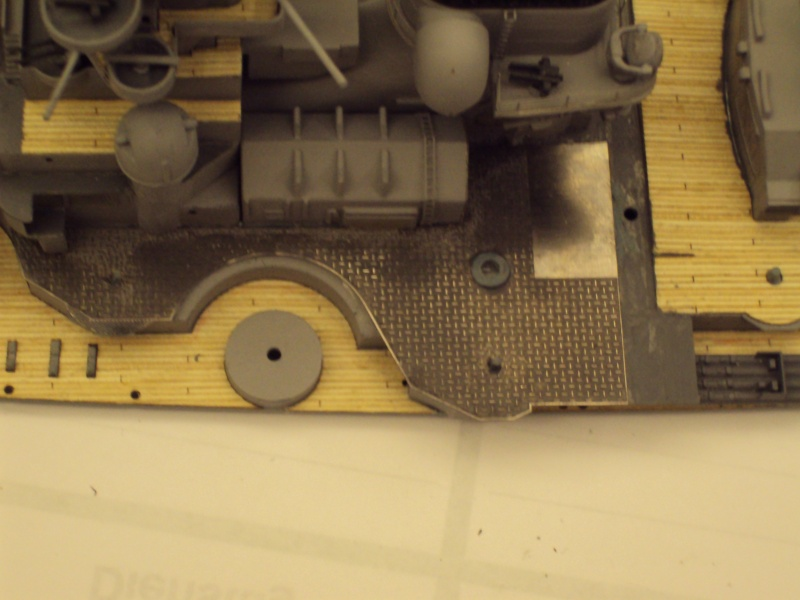 Academy Tirpitz Limited Edition in 1:350 Bau_de52