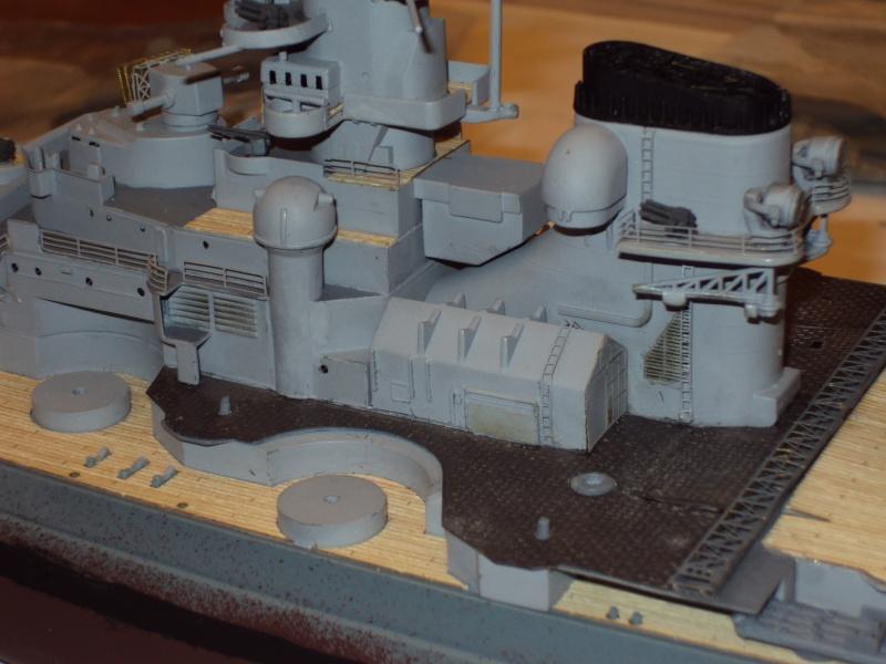 Academy Tirpitz Limited Edition in 1:350 Bau_de53