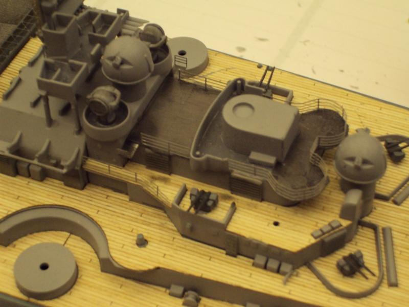 Academy Tirpitz Limited Edition in 1:350 Bau_de55