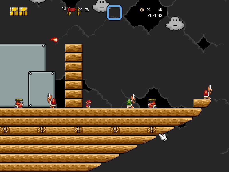 Les niveaux de Catskart. Screen10