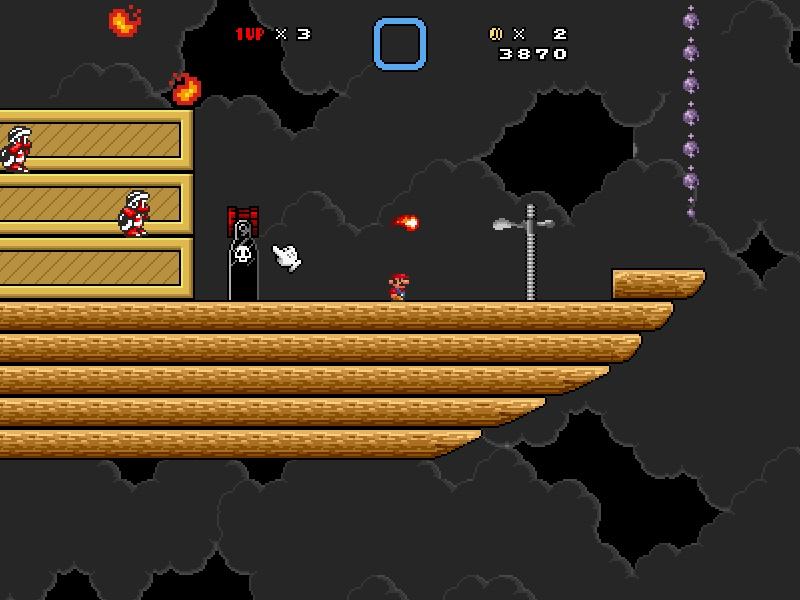 Les niveaux de Catskart. Screen13