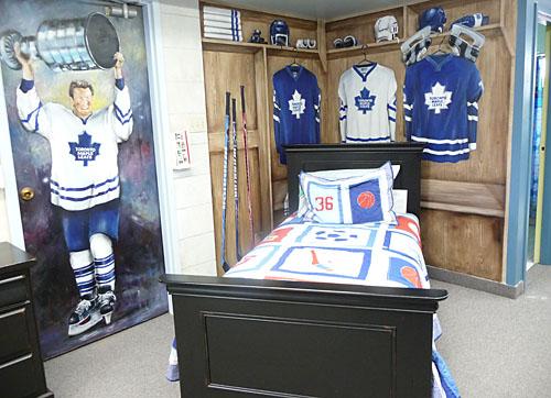 Chambre d'enfants !!! Besoins d'idées !! Hockey11