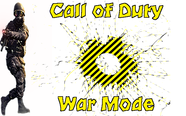 CoDWM - Call of Duty War Mode