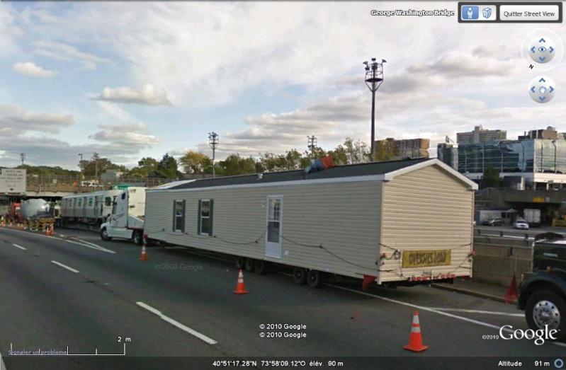 STREET VIEW : les Enormes Ou Drole Poids Lourds Et Convoi exeptionels  Convoi12