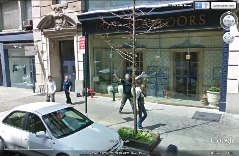STREET VIEW : un coucou à la Google car  - Page 52 Coucou14