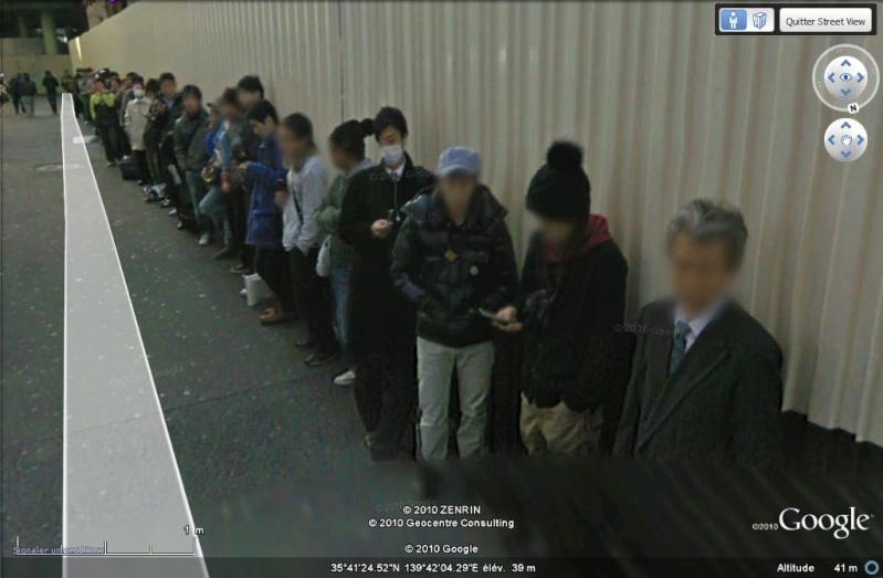 STREET VIEW : file d'attente à Tokyo - Japon File_d10