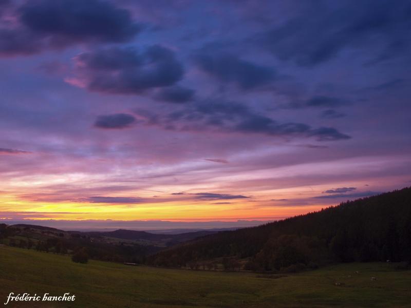 un lever de soleil sur le Pilat Le_sol10